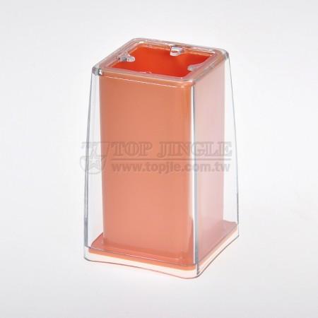 Подставка для зубных щеток Lively Orange