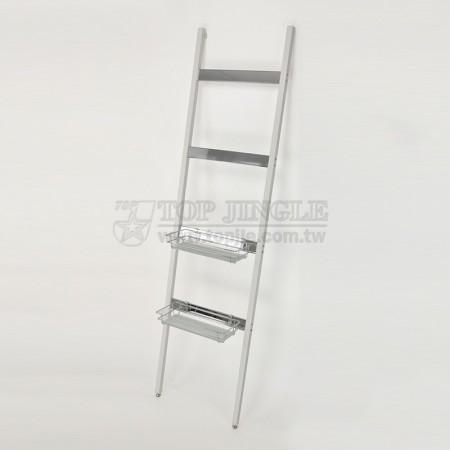Лестница для полотенец с платформой