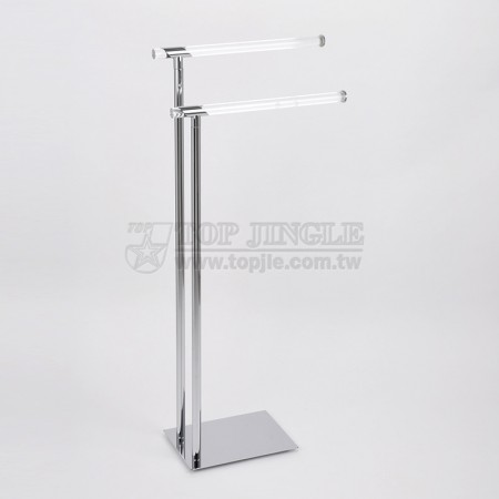 Double Bar Towel Rack