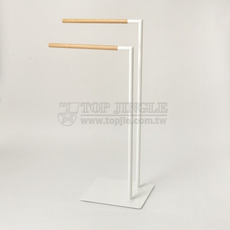 2 Rails Tower Holder