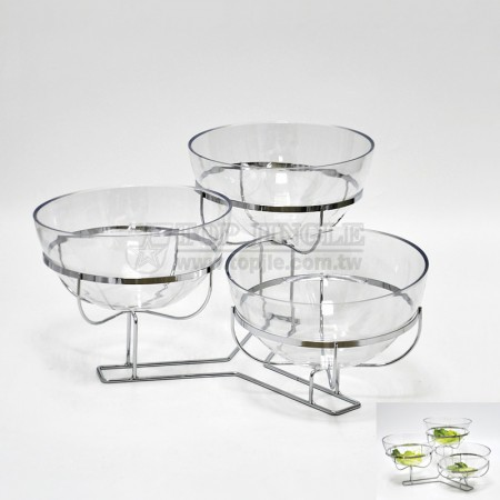 Snack Tray Wire Rack