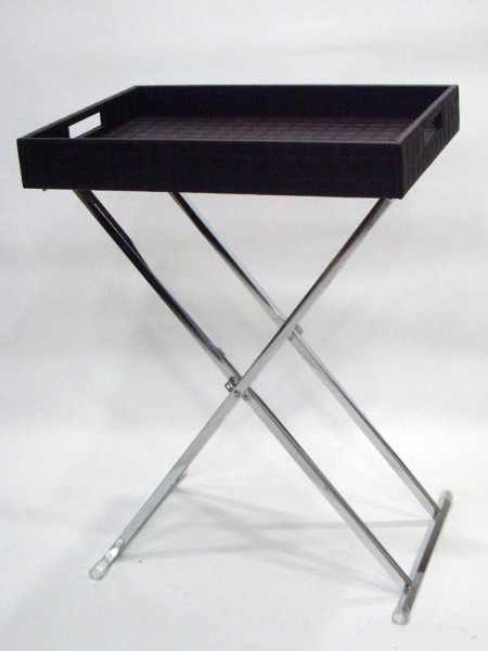 X Shape Tray Table