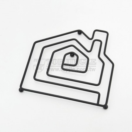 House Shaped Wire Trivet