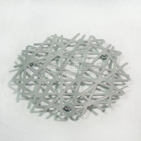 Abstract Totem Pattern Trivet