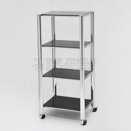 Tempered Glass Trolley