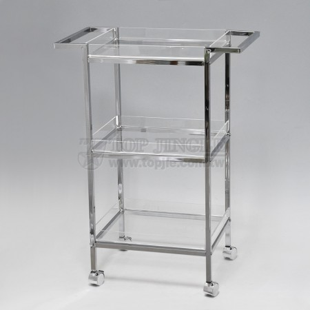 3 Tier Tray Trolley
