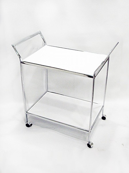 Serving Trolley with Handle