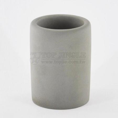 Цилиндрический цементный стакан