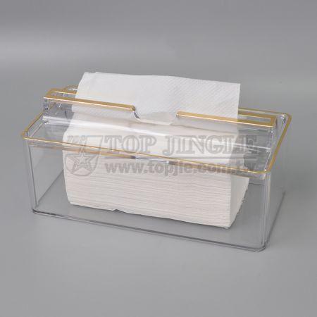 Acrylic Tissue Paper Box