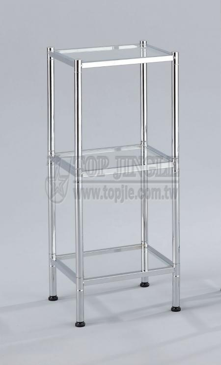 Стеллаж для хранения стекла прямоугольной формы