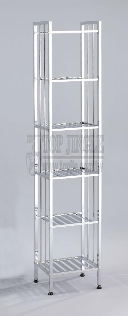 5-Tier Metal Storage Rack