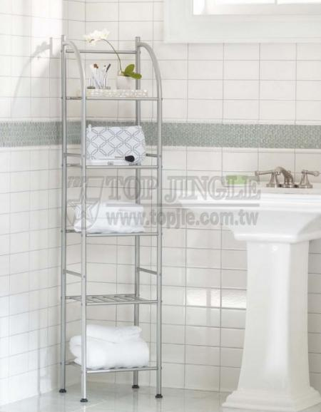 3-Tier Over Toilet Rack