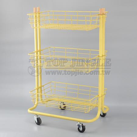 2-Tier Trolley