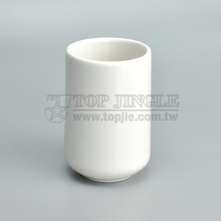Cone Shape Ceramic Tumbler