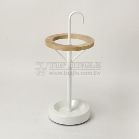Стойка для зонтов с металлической трубкой