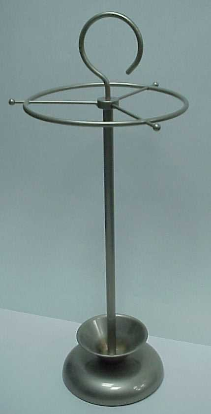 Satin Tubular Umbrella Stand With Mark Handle