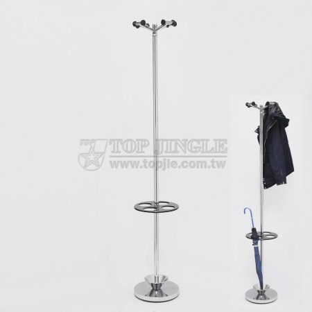 Coat Rack with Stand