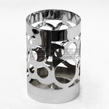 Bubble Pattern Utensil Holder