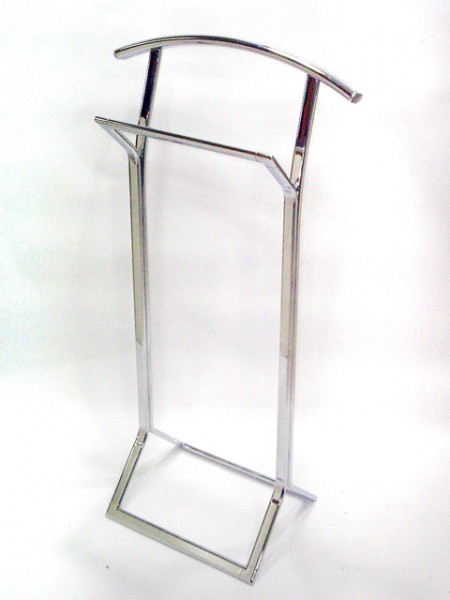 Oval Tube Valet Stand