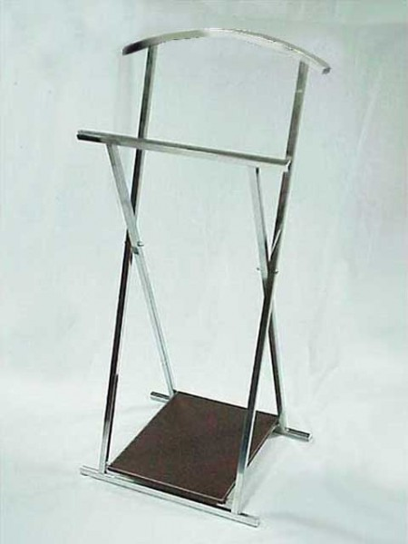 X Shape Valet Stand