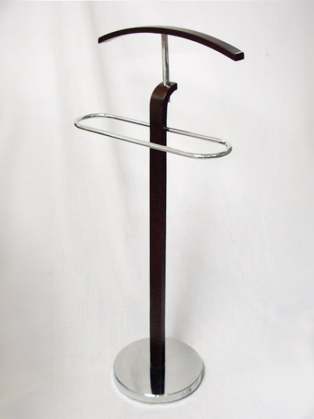 Bend Wood Valet Stand