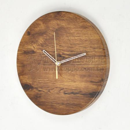 ساعت دیواری چوبی دیواری