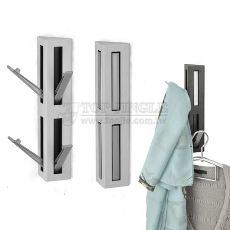 Foldable 4 Hooks