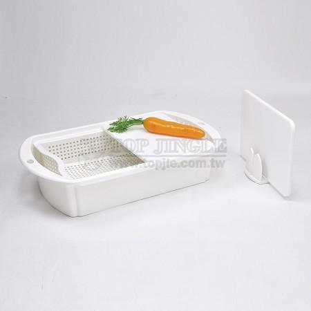 機能性野菜洗浄ストレーナー