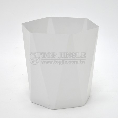 Hexagonal Shape Waste Bin