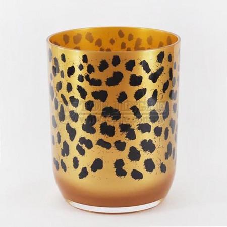 Leopard Vein Waste Bin