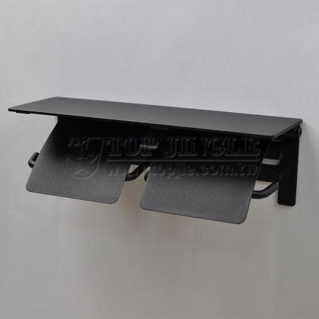 Настенный держатель для рулонной бумаги