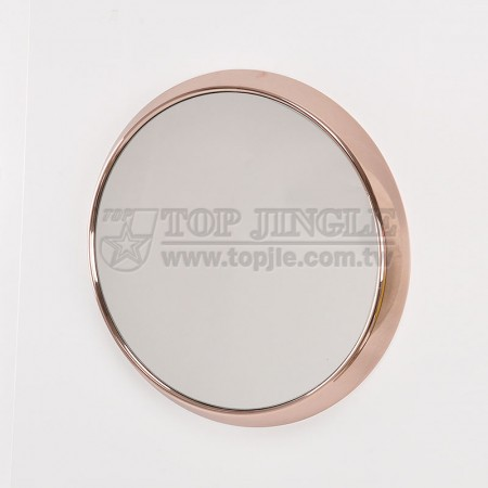 Entrance Round Shape Wall Mounted Mirror