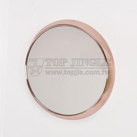 Входное круглое настенное зеркало