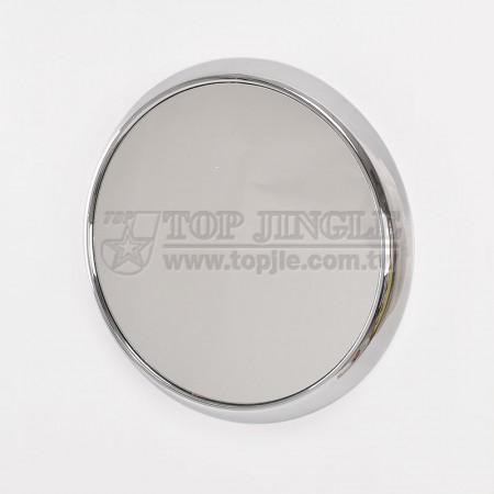 Очаровательное настенное зеркало круглой формы