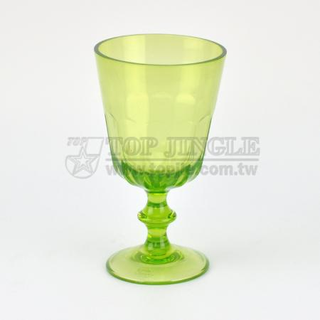 Translucent Green Water Cup