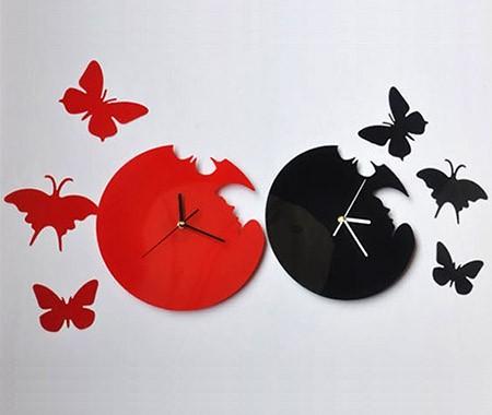 Acrylic Clock - Color
