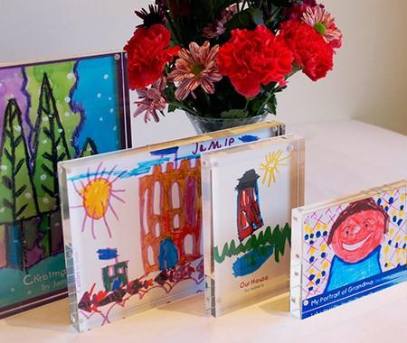 Acrylic Photo - Picture Blocks