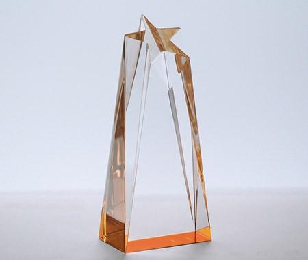 Acrylic Trophy I