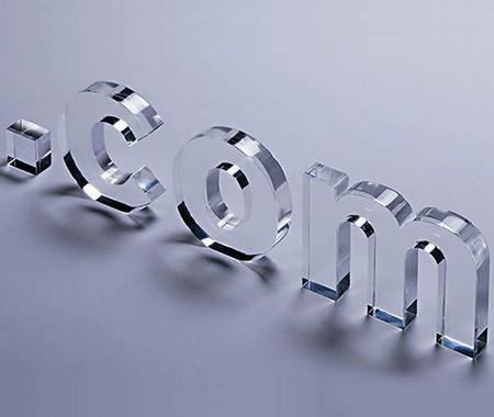 Acrylic Words