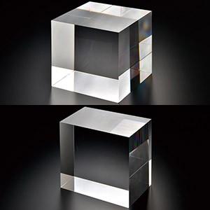 لوح أكريليك مصبوب شفاف مع مثبت الأشعة فوق البنفسجية - صفائح فائقة السُمك