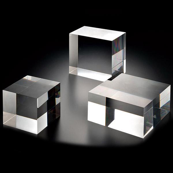 Feuille acrylique moulée transparente avec stabilisation UV - Feuilles super épaisses