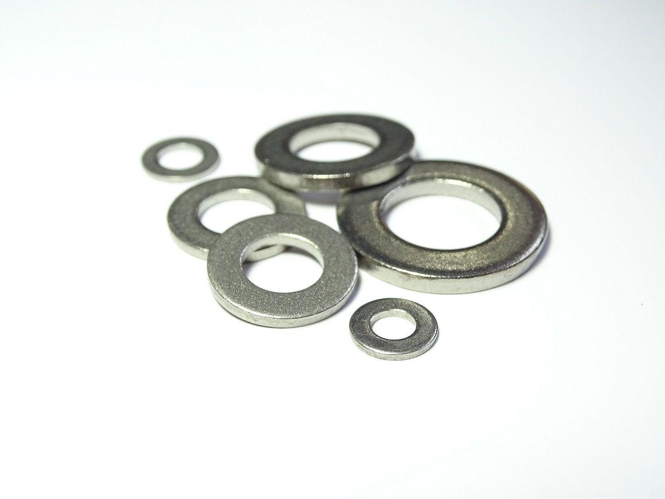 Comprehensive Titanium Washer Manufacturer - Feng Yi Steel Co , Ltd