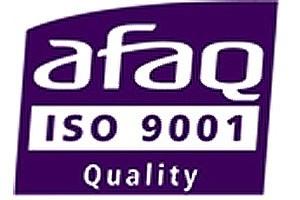 ISO9001國際品質認證