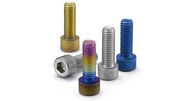 Titanium Socket Screws