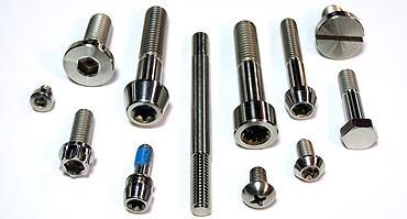 Titanium Alloy Screws