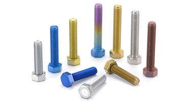 Pure Titanium Standard Parts