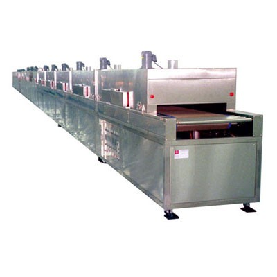 Clean Hot Air Conveyor Oven