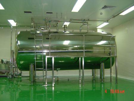 Dialysis Fluid Regulator Tank - Dialysis Fluid Regulator Tank