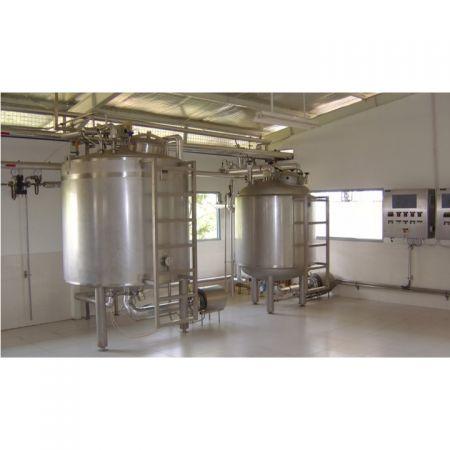蒸留水貯蔵バレル - 蒸留水貯蔵バレル