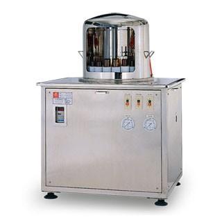 Semi-Automatic Bottle Washing Machine (Rotary Type)